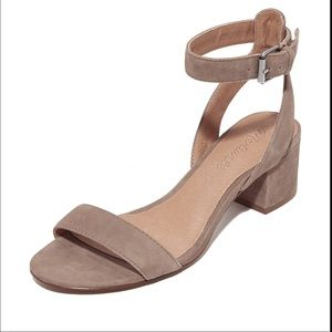 Alice Suede Sandals